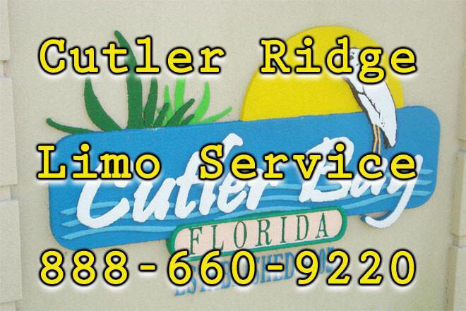 Cutler Ridge Limo Service
