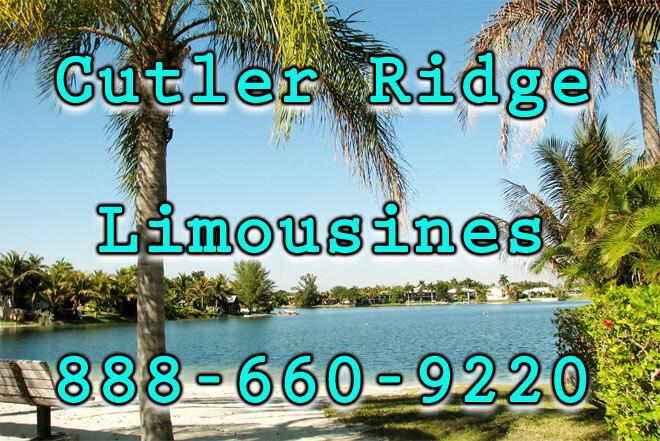 Cutler Ridge Limousine Service
