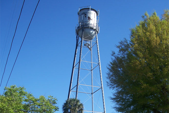 Davenport FL Water Tower