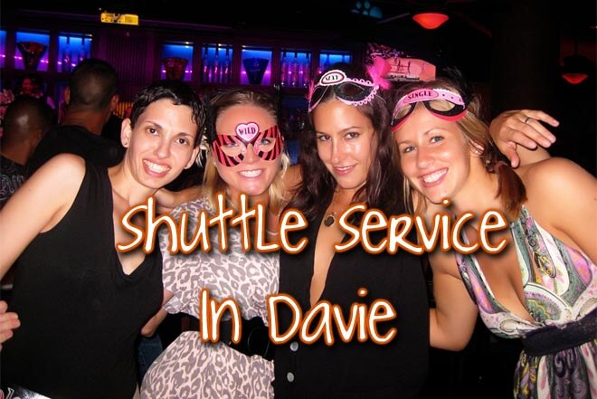 Davie Airport Shuttle