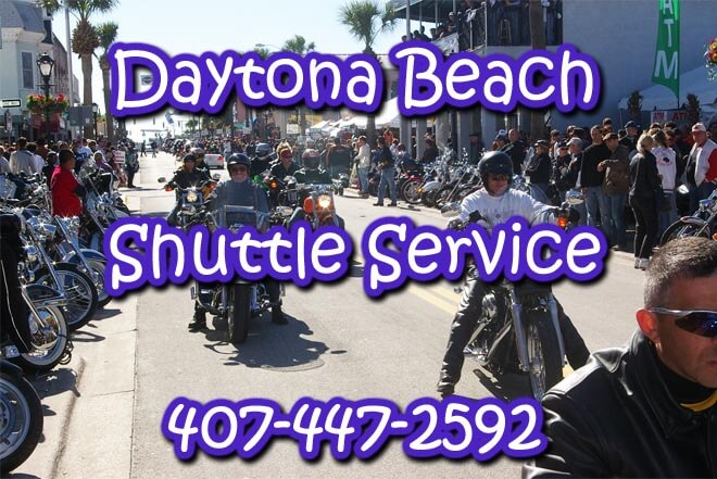 Daytona Beach Airport Shuttle