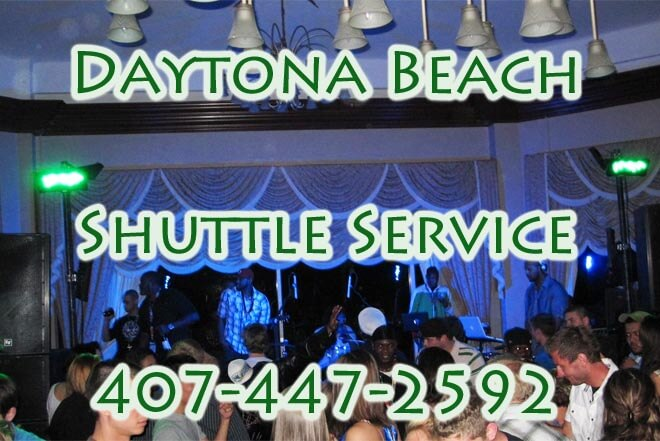 Daytona Beach Shuttle Service