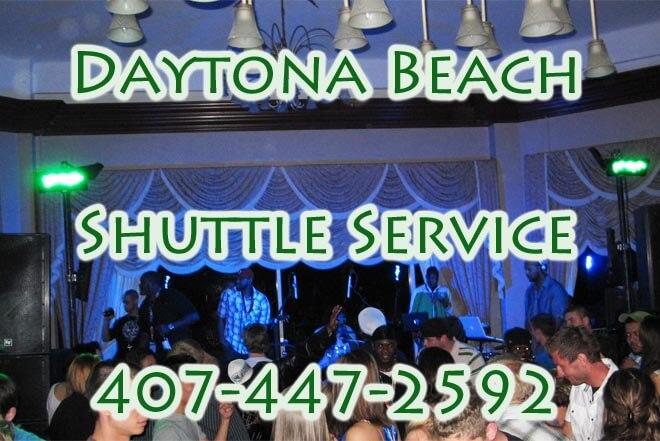 daytona beach airport shuttle