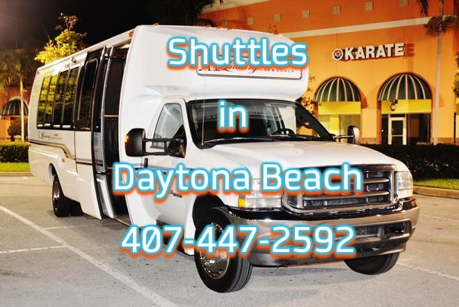 Daytona Beach Shuttles