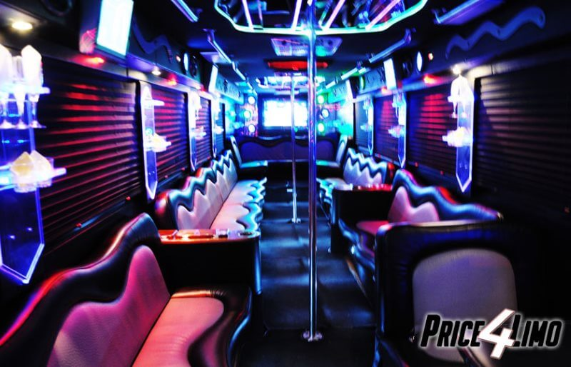 Deerfield Beach Party Bus Rental