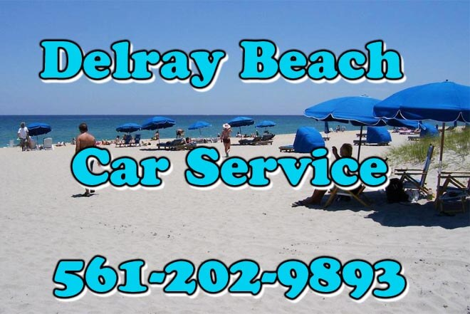 Delray Beach Car Services