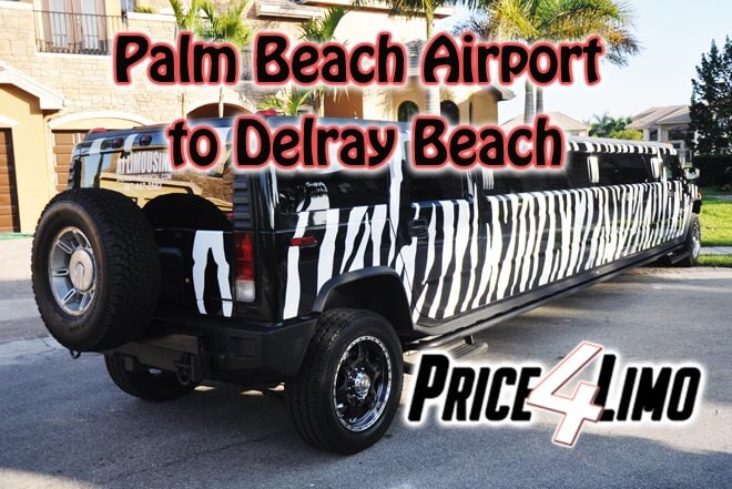 Delray Beach to Palm Beach Airport