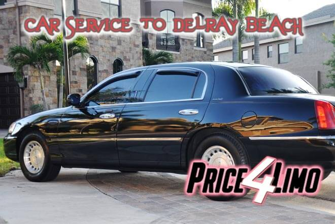 Delray Beach Town Car Service