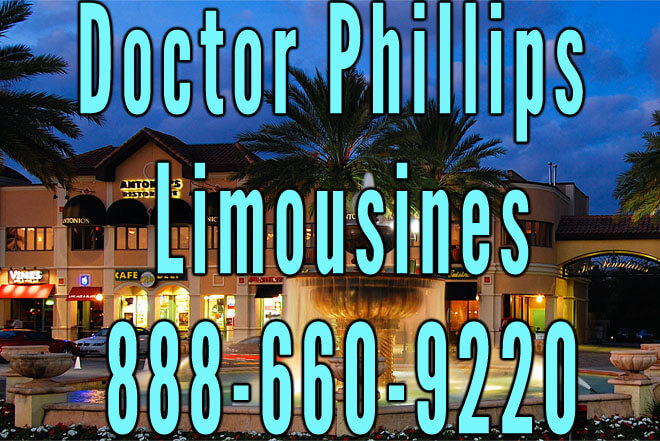 Doctor Phillips Limo Service