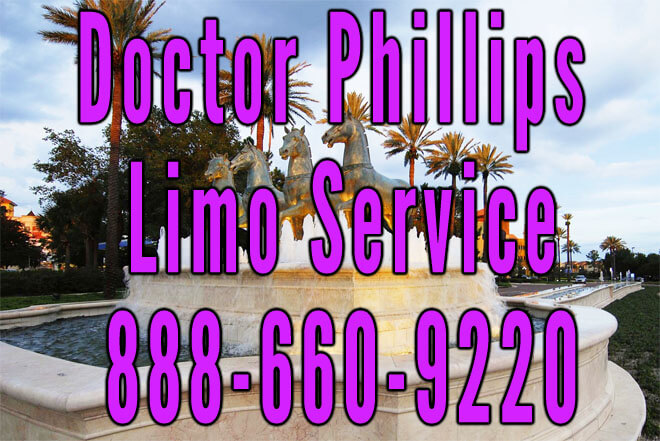 Doctor Phillips Limousine Service