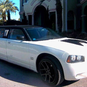 Dodge Charger Limo Service