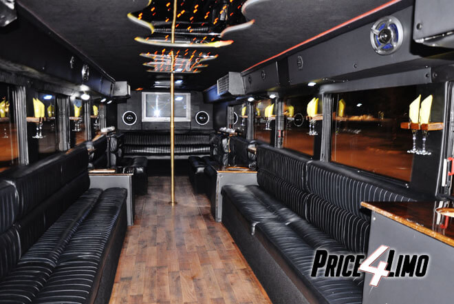Dunedin Party Buses