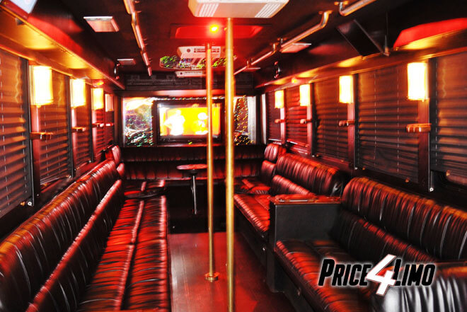 Edgewater Party Buses