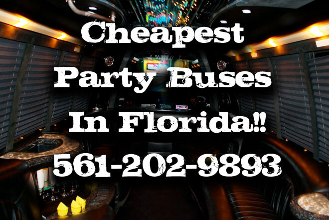 Fleming Island Party Buses