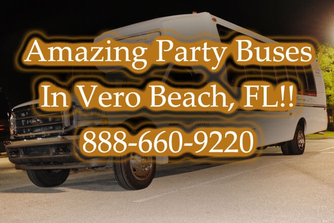 Fort Pierce Party Buses