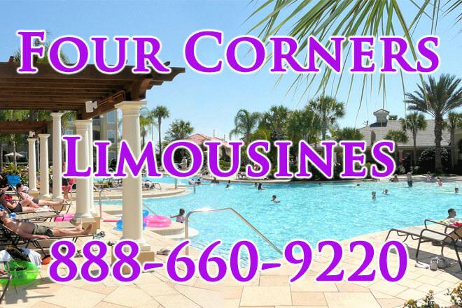 Four Corners Limousine Service