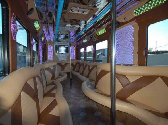 Four Corners Party Bus Rental