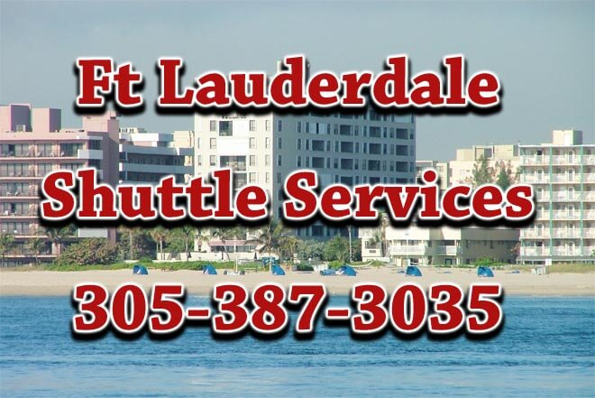 Car Service From Fort Lauderdale Airport To Key West