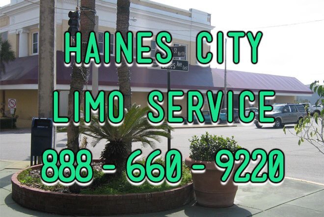 Haines City Limo Service