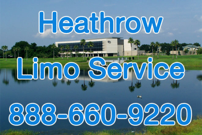 Heathrow Limo Service
