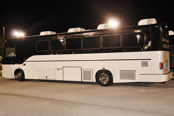 Highland Beach Party Bus