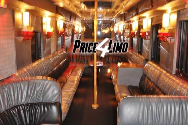 Holiday Party Buses