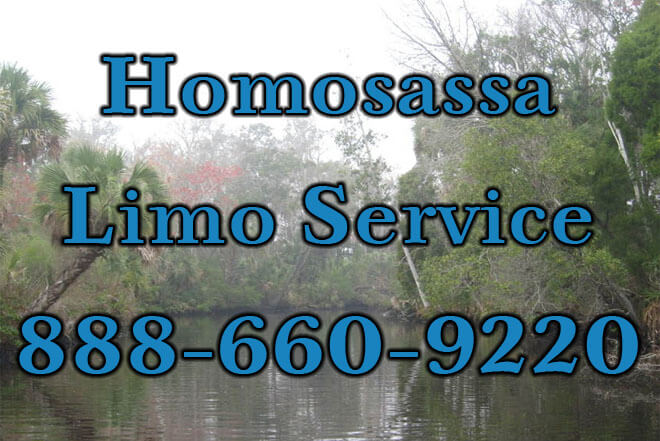 Homosassa Limo Service