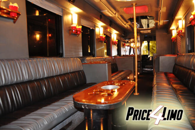 Hudson Party Buses