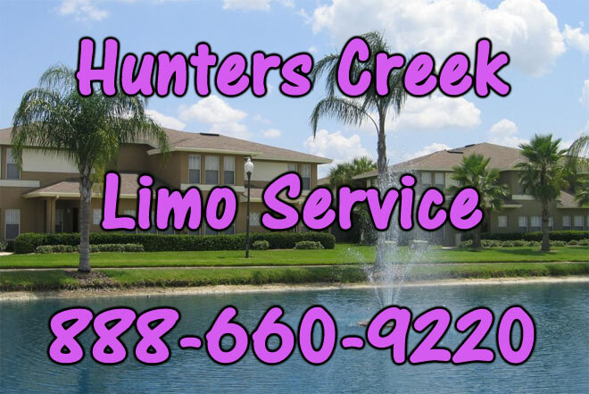 Hunters Creek Limo Service