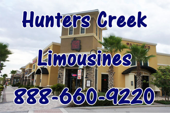 Hunters Creek Limousine Service