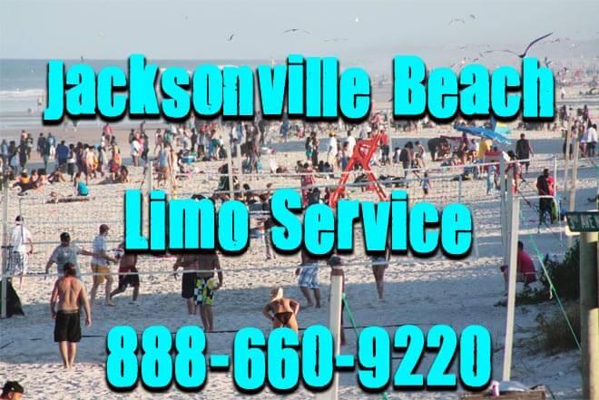Jacksonville Beach Limo Service