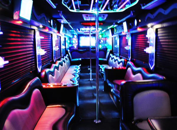 Kendall West Party Buses