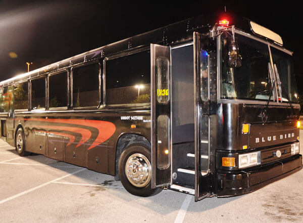 Key Biscayne Party Bus Services