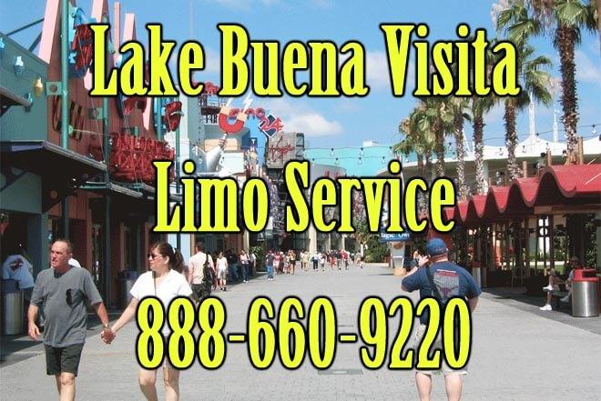 Lake Buena Vista Limo Service