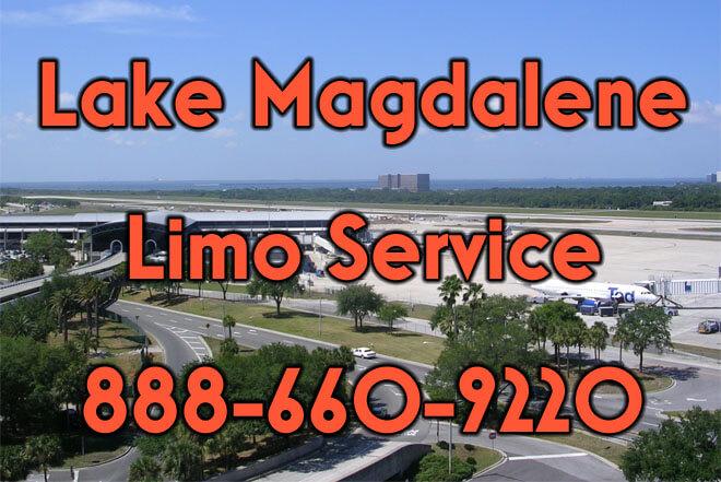 Lake Magdalene Limo Service