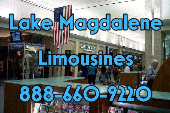 Lake Magdalene Limousine Service