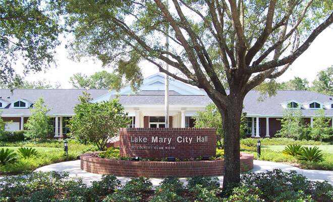 Lake Mary City Hall