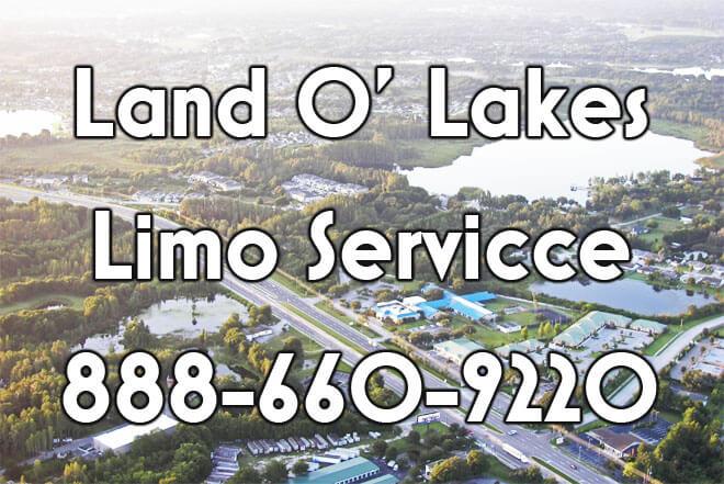Land O Lakes Limo Service