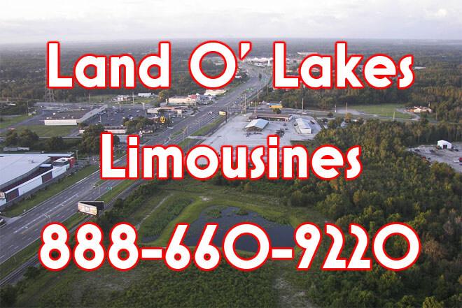 Land O Lakes Limousine Service