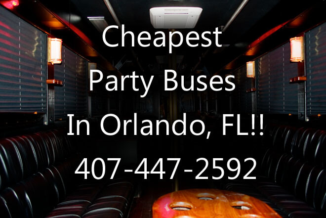 Land O'Lakes Party Buses