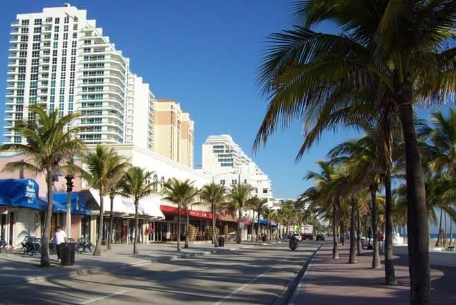 Lauderdale Lakes Party Bus Rental