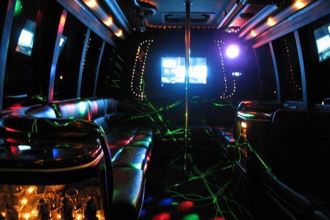 Lauderhill Limo Bus