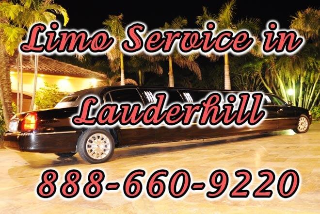 Lauderhill Limousine Service