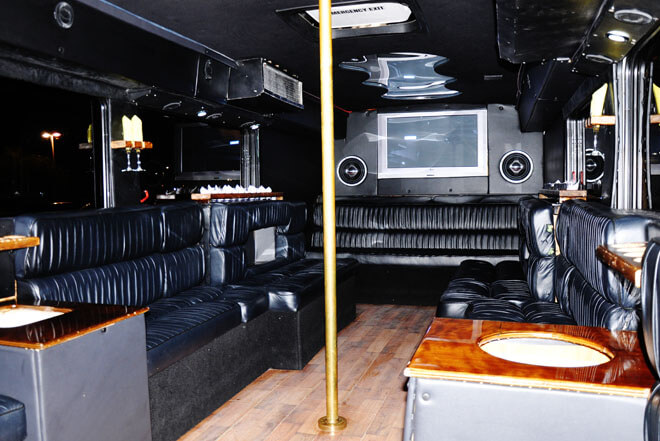 Lauderhill Party Bus Rental