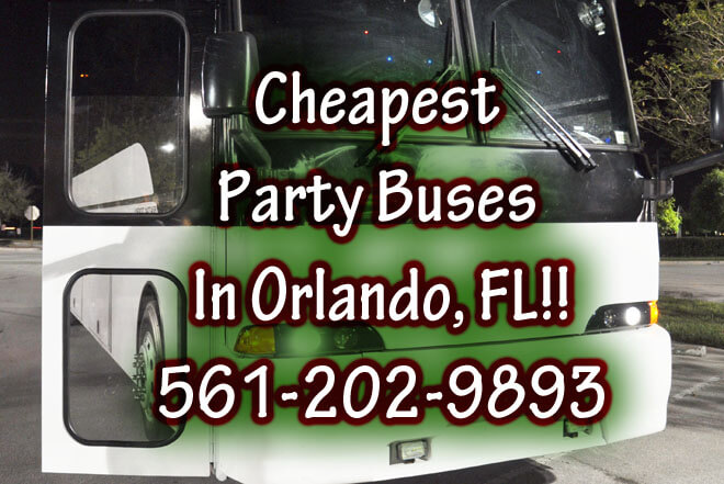 Leesburg Party Buses