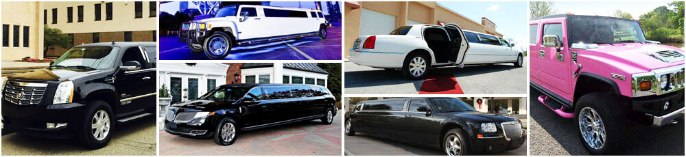 Santa Monica Limo Fleet