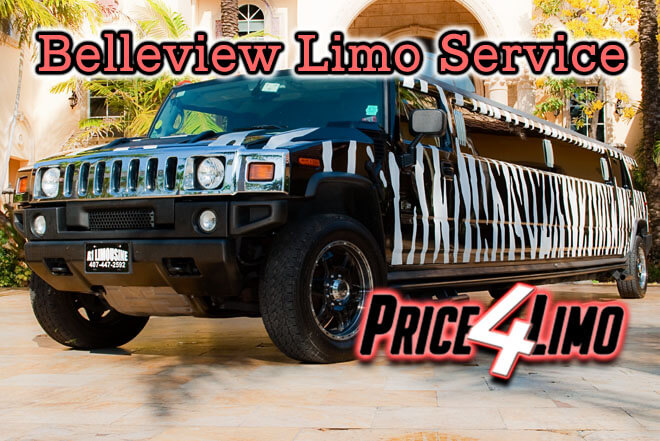 Limo Service in Belleview