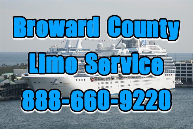 Limo Service in Broward County