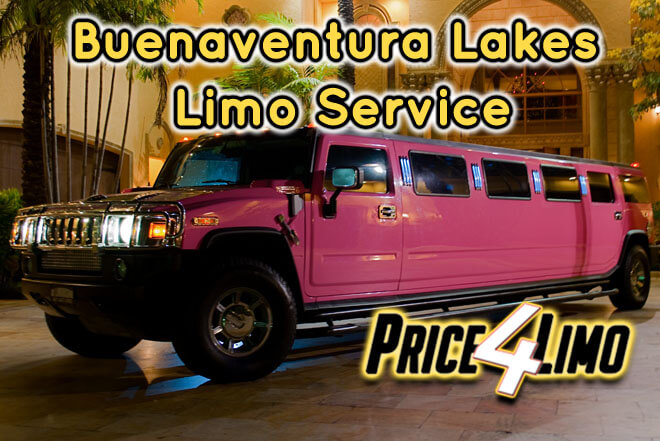 Limo Service in Buenaventura Lakes