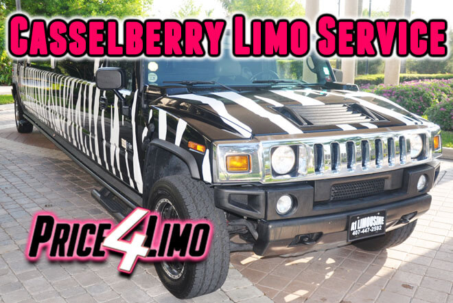 Limo Service in Casselberry